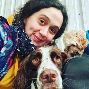 dog groomer trainer Abi